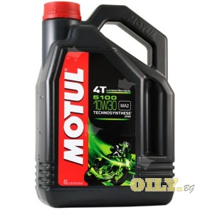 Motul 5100 10W30 4T - 4 литра