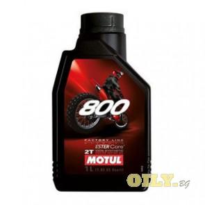 Motul 800 2T FL Off Road - 1 литър