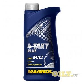 Мannol 4-Takt Plus 10W40 - 1 литър