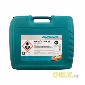 Бяло масло Addinol WX15 - 20 литра