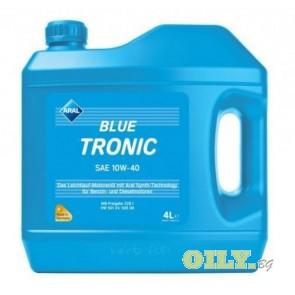 Aral Blue Tronic 10W40 - 4 литра