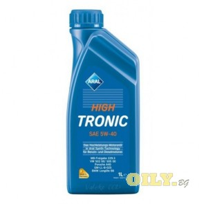 Aral High Tronic 5W40 - 1 литър