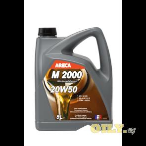 Areca M2000 20W50 - 5 литра