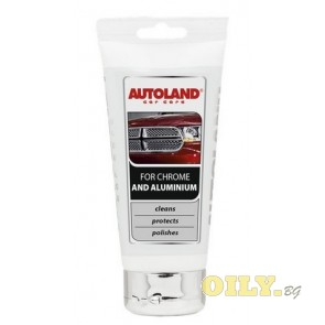 Autoland автомобилна паста за хром и алуминий - 0,15 литра