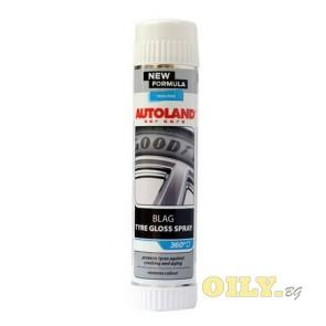 Autoland препарат за гуми и гумени уплътнения - 0,4 литра