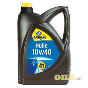 Bardahl 4T OIL 10W40 - 5 литра