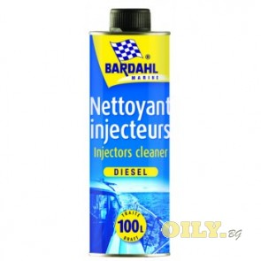 Bardahl Diesel Injector Cleaner - 0,5 литра
