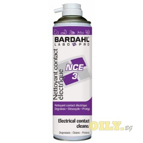 Bardahl Electrical Contact Cleaner NCE3 - 0,5 литра