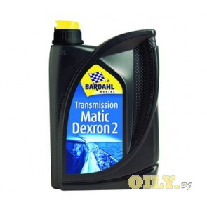 Bardahl Marine Matic Oil Dexron II - 2 литра