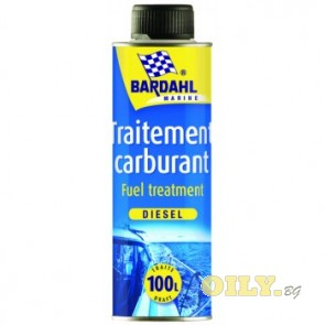 Bardahl Preventive Diesel Treatment - 0,3 литра