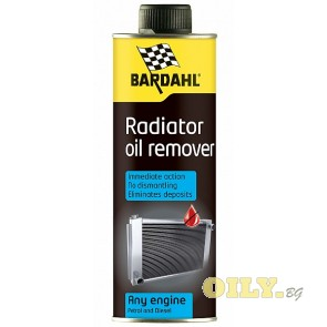 Bardahl - Обезмаслител за радиатори - 0.500 литра