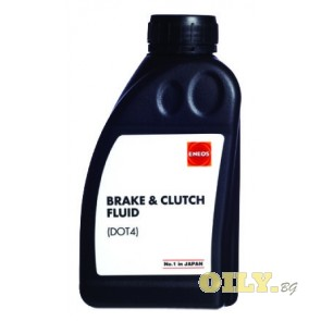 Eneos Break & Clutch Fluid (DOT-4) - 0,5 литра