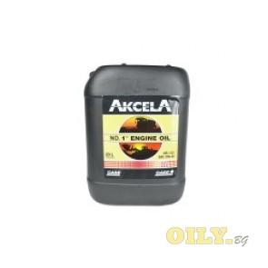 Case Akcela NO.1 15W40 - 20 литра