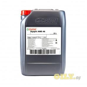 Castrol Hyspin AWS  46 - 20 литра