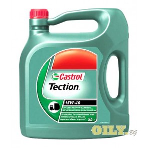 Castrol Tection 15W40 - 5 литра
