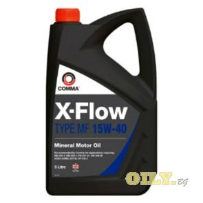 Comma X-Flow MF 15W40 - 5 литра