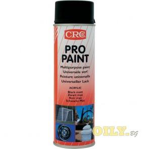Лак - CRC Pro Paint - черен - 500 мл.