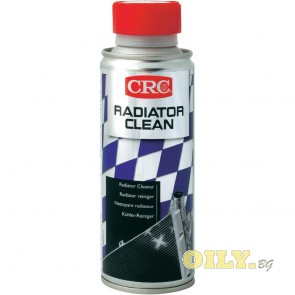 Почистващ препарат за охладителната система - CRC Radiator Clean - 0.200 литра