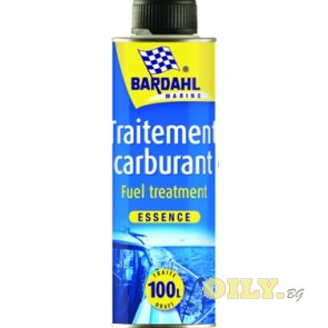 Bardahl Preventive Petrol Fuel Treatment - 0,3 литра
