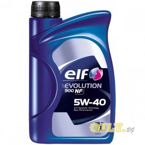 Elf Evolution 900 NF 5W40 - 1 литър