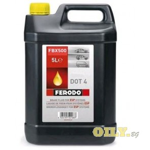 Ferodo DOT 4 - 5 литра