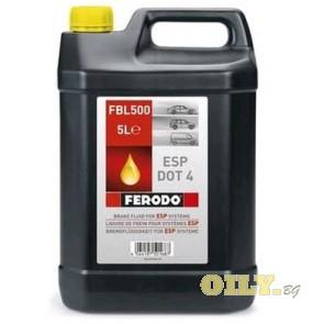 Ferodo DOT 4 ESP - 5 литра
