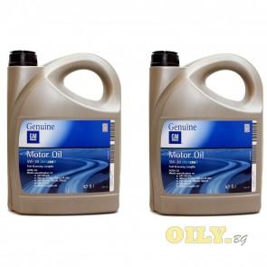 Моторно масло GM Dexos 2 5W30 - 10 литра