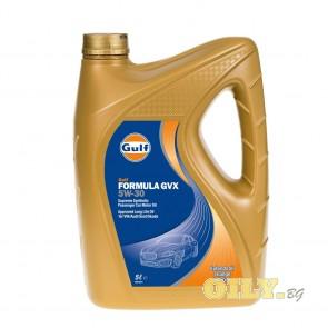 Gulf Formula GVX 5W30 -5 литра