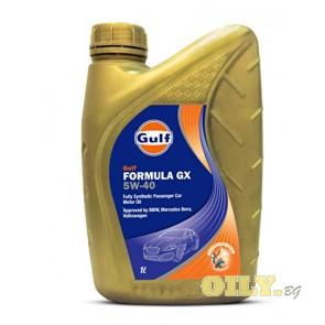 Gulf Formula GX 5W40 -1 литър