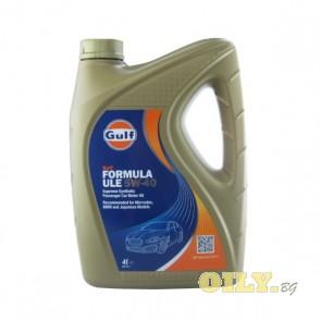 Gulf Formula ULE 5W40- 4 литра