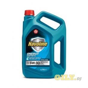 Havoline Energy 5W30 - 4 литра