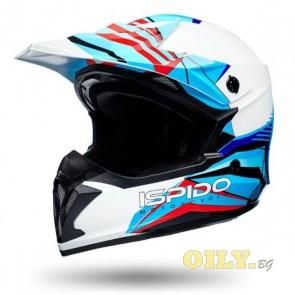 Каска Ispido Hummer Blue - L