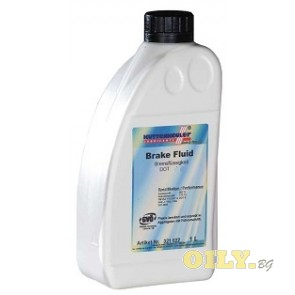 Kuttenkeuler Brake Fluid DOT 5.1 - 1 литър