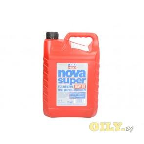 Liqui Moly Super Nova 15W40 - 5 литра