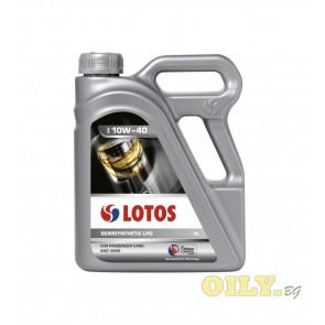 Lotos LPG 10W40 - 4 литра