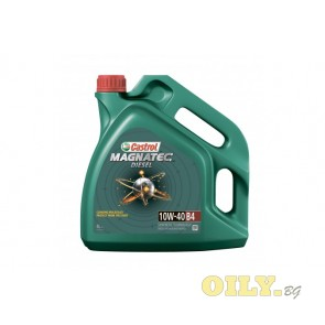 Castrol Magnatec Diesel 10W40 B4 - 4 литра