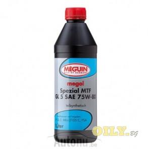 Meguin Spezial MTF GL5 75W80 - 1 литър