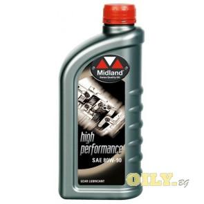 Midland High Performance 80W90 - 1 литър