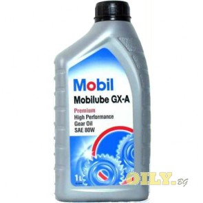 Mobilube GX 80W-A - 1 литър