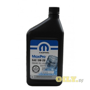 Mopar MaxPro Chrysler 5W20 - 68218890AB - 1 литър