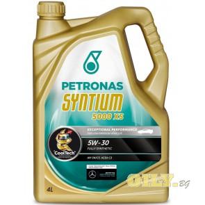 Petronas SYNTIUM 5000 XS 5W30 - 4 литра