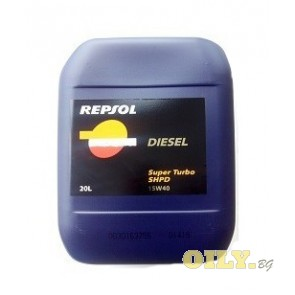 Repsol Diesel Super Turbo SHPD 15W40 - 20 литра