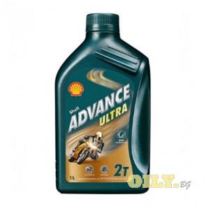 Shell Advance Ultra 2T - 1 литър