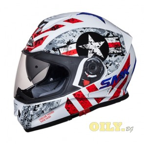 SMK Helmet - Twister Captain