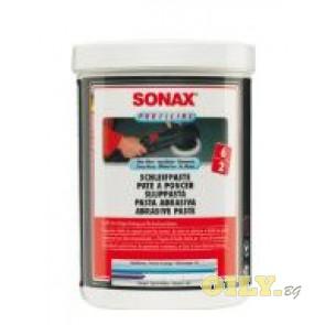 Sonax - Шлайф паста без силикон - 1 литър
