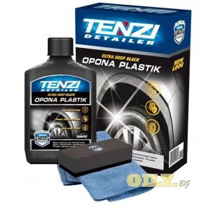 Tenzi - Комплект за грижа  на гума и пластмаса