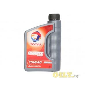 Total Quartz 5000 15W40 Diesel - 1 литър