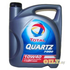 Total Quartz Diesel 7000 10W40 - 4 литра