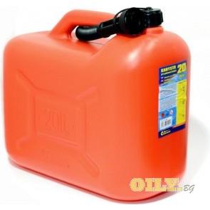 Пластмасова туба за гориво - 20 литра