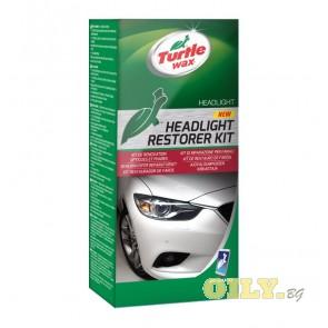 Turtle Wax - Комплект за възстановяване на предните светлини